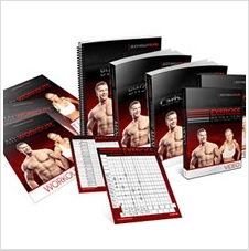 Adam Steer Bodyweight Burn system packages