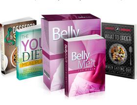 Belly melt for women program system