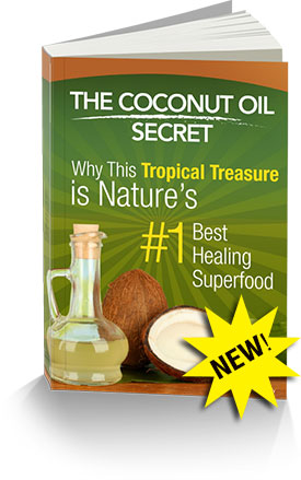 The coconut oil secret book new