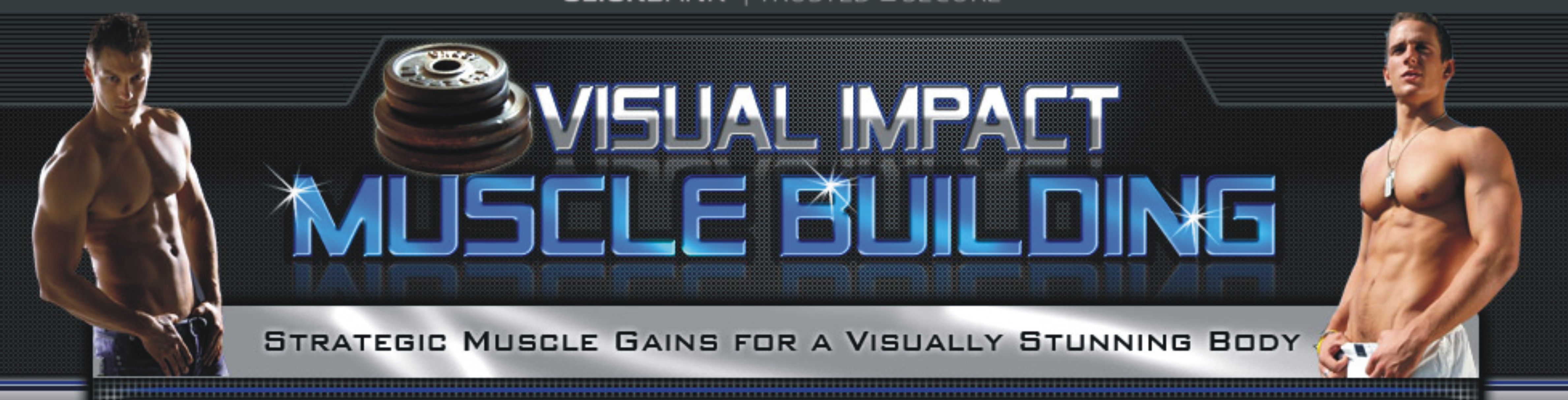 visual impact muscle building program