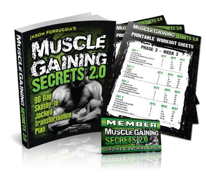 muscle gaining secret