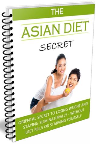 asian diet secret program