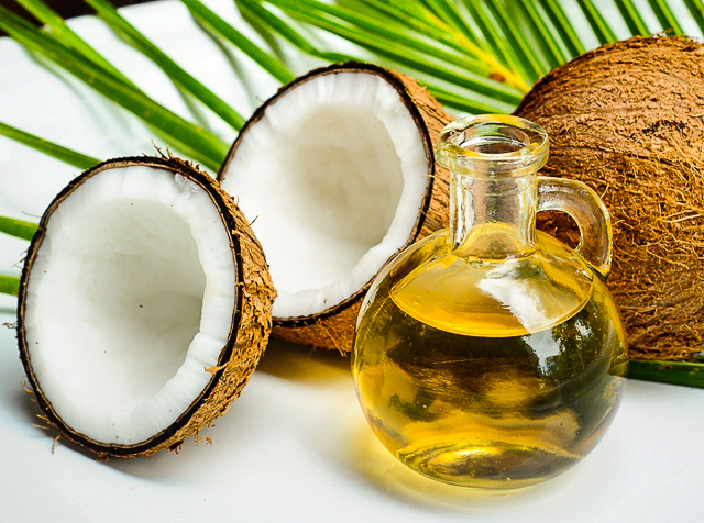 coconut-oil -fat burning foods