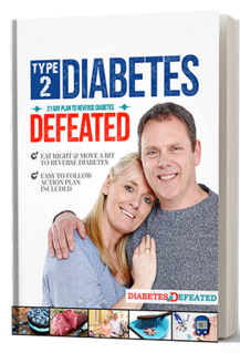 Type 2 diabetes defeated program