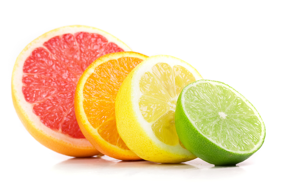 citrus fruits to get rid of belly fat