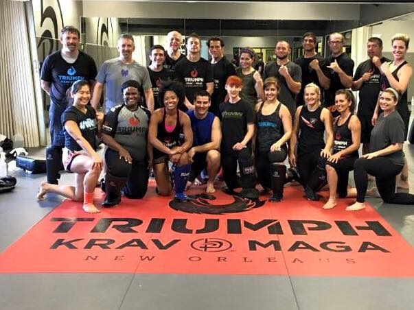 Triumph fitness New Orleans