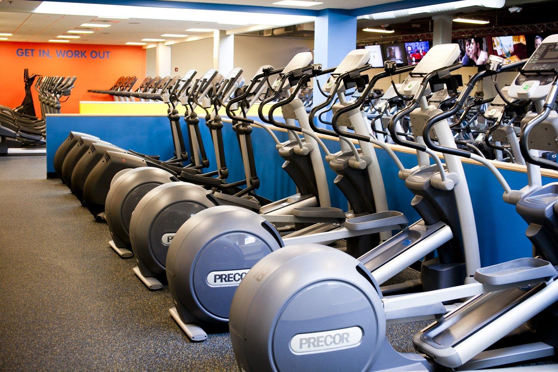 best gyms in Bosto