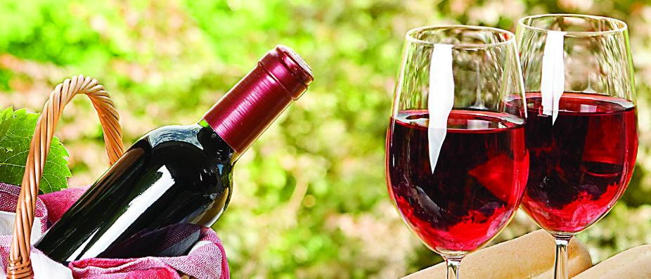 health benefits of taking red wine