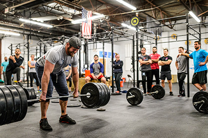 Crossfit Roux - best gyms In New Orleans