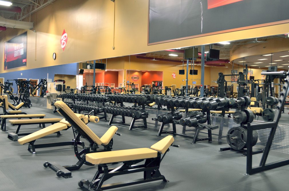 Top Fitness Centres In Jacksonville