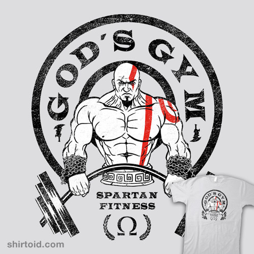 gods-gym - Top gyms in oakland