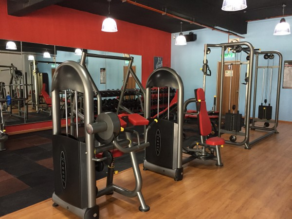 Fitness Centres In Portland