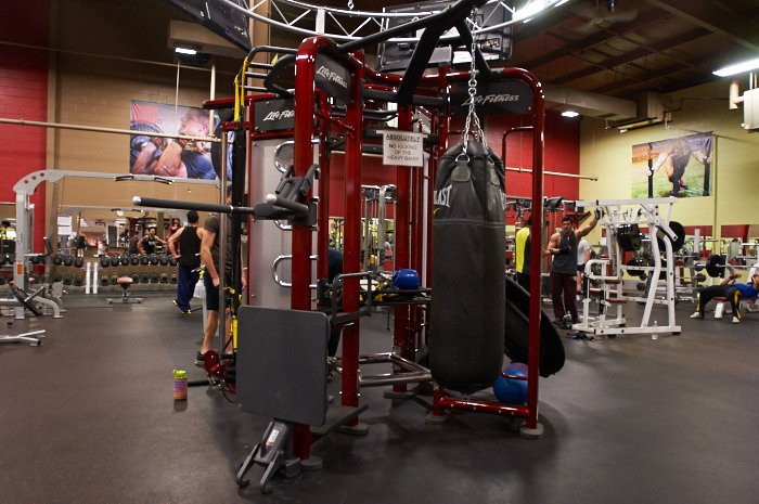 gyms in bosto