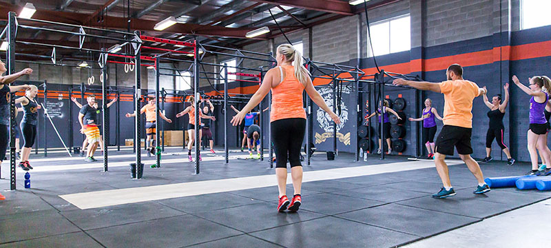 crossfit-shellharbour-gym-workout