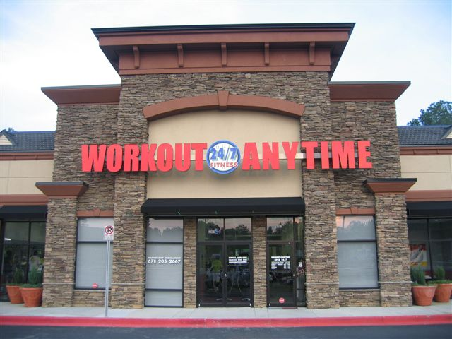best fitness centres in Winston-Salem