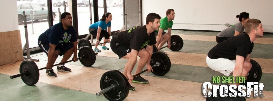 No Shelter crossfit - Top rated fitness centres in St. Louis, Missouri