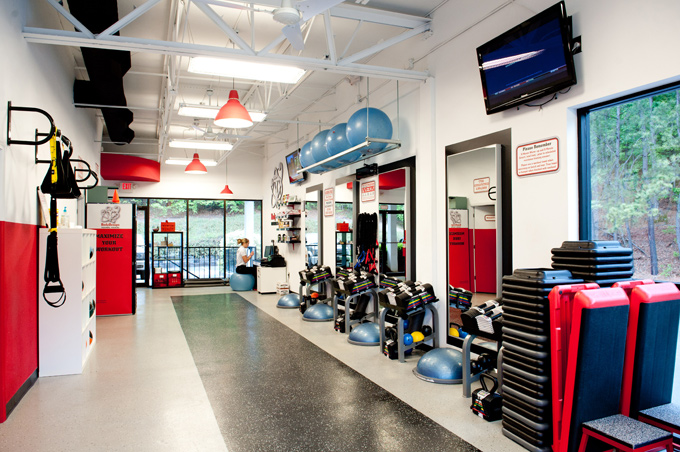Personal Training Center Atlanta