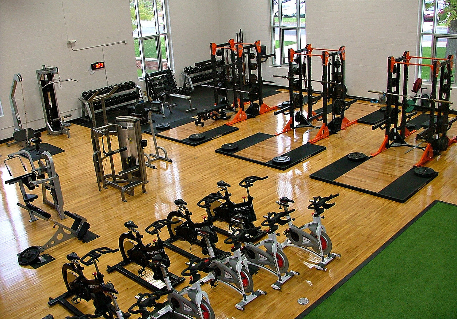 best gyms in Cleveland