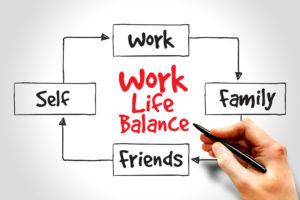 over 50 work life balance