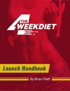 Brian Flatt 4 week diet program