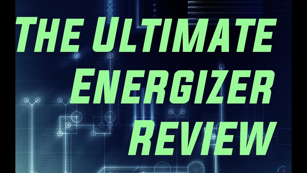 The Ultimate Energizer Review – Does The DIY Free Energy