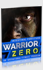 warrior zero bodyweight challenge - intestinal fortitude