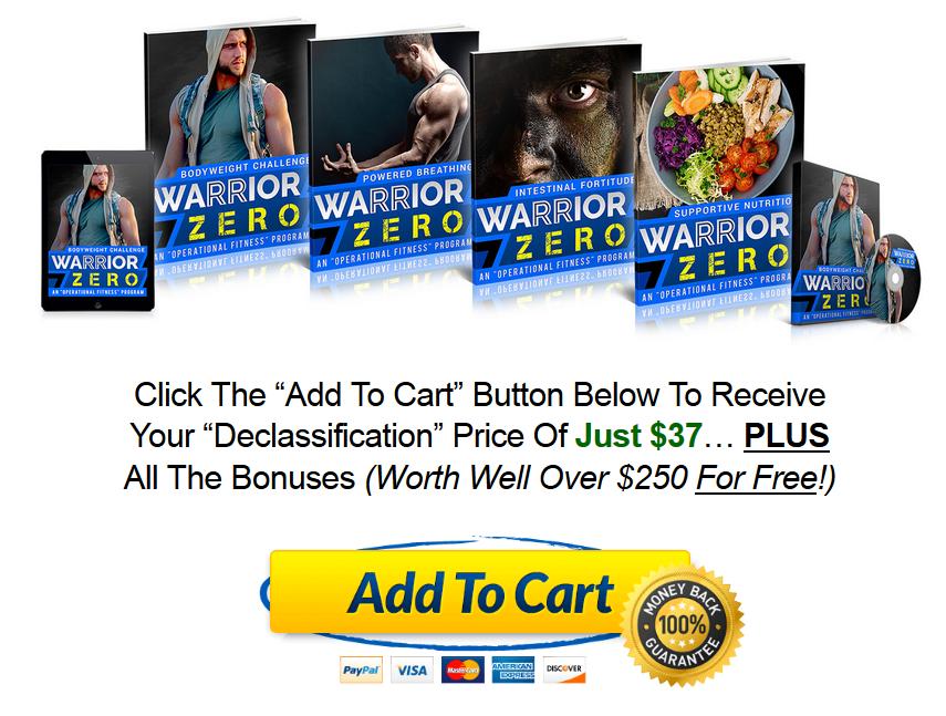 warrior zero bodyweight challenge program pdf download