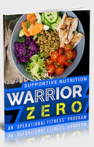supportive nutrition - warrior zero bodyweight challenge program