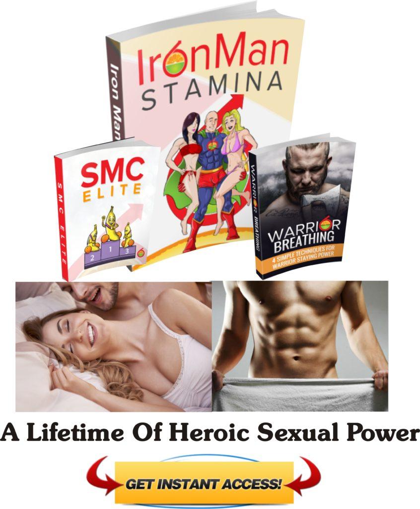 iron man stamina program