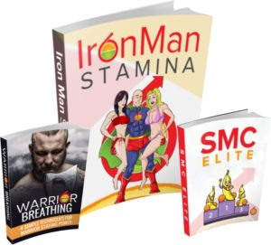 iron man stamina program