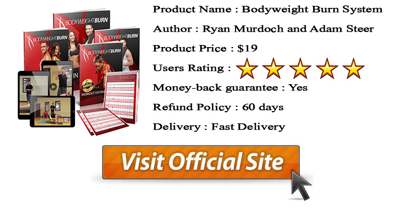 Bodyweight Burn system overview
