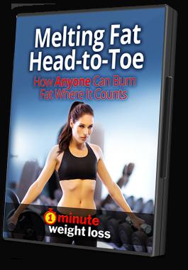 1 minute weight loss program bonus 1