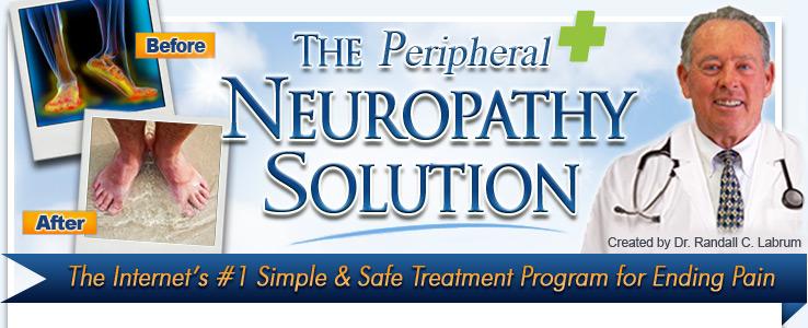 Peripheral neuropathy solution program by Dr. Randall Labrum