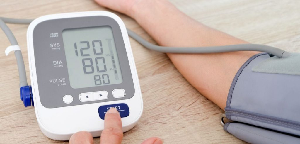 managing your blood pressure at home