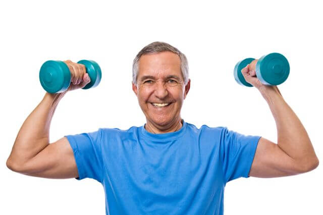managing blood pressure by exercising