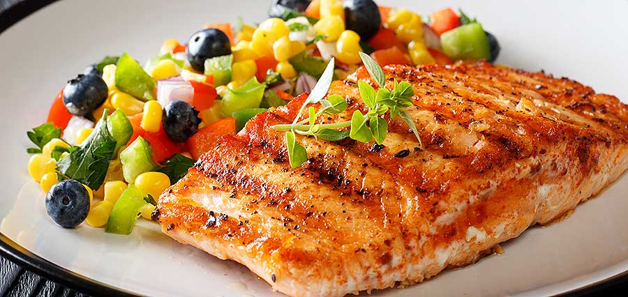 Salmon - best fat burning foods